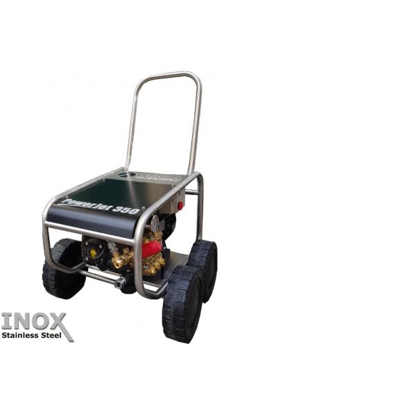 High pressure cleaning machine PowerJet 350e, 3x440V/60Hz