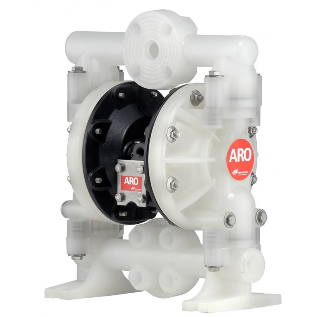 Aro double diaphragm pump polypropylene 2 ccuart Images