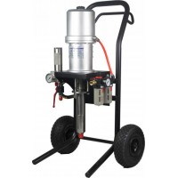 AIRLESS PAINT SPRAYING EQUIPMENT