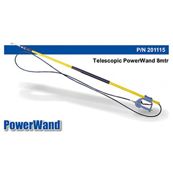 TELESCOPIC LANCE POWERWAND 280BAR 8MTR
